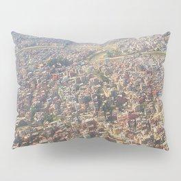 KATHMANDU AERIAL VIEW Pillow Sham