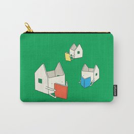 Every house has it's own story Carry-All Pouch