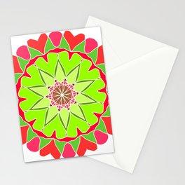 Elegant mandala Stationery Cards
