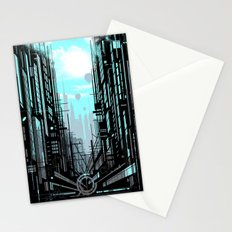 Urban Memories Stationery Cards