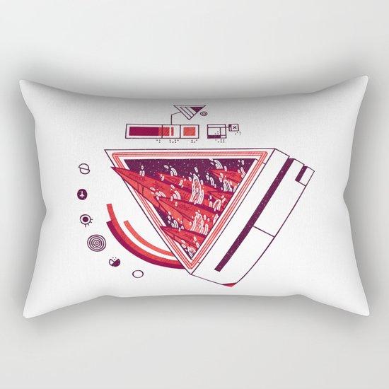 Rare Rectangular Pillow