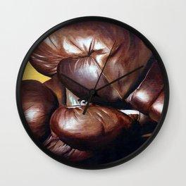 My Sword and Shield Wall Clock