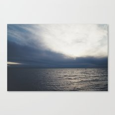 Distance. Canvas Print