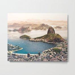 Rio De Janero Metal Print