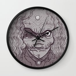 Mother Aughra Wall Clock