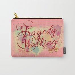 Tragedy Walking Carry-All Pouch