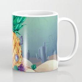 The Dwelling of the Sponge Coffee Mug