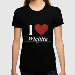 Wichita Kansas KS Kansan T-shirt
