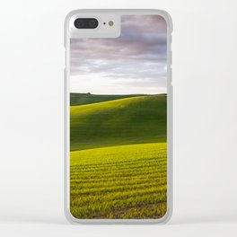 Tuscany Clear iPhone Case