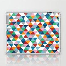 Triangles #1 Laptop & iPad Skin