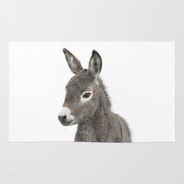 Baby Donkey Rug
