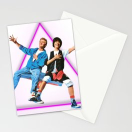 ~ Bill and Ted ~ Stationery Cards