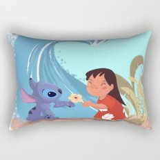 Lilo & Stitch Rectangular Pillow