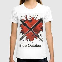 blue october 2020/2021 cinta#123 T-shirt