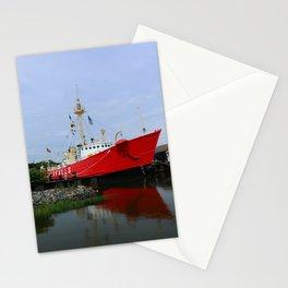 Lightship Overfalls Stationery Cards