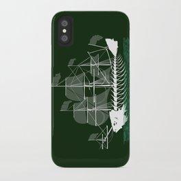 Cutter Fish iPhone Case
