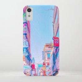 Anime Seoul iPhone Case