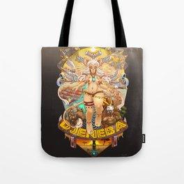 Djeneba Spiritum Tote Bag