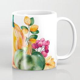 Autumn harvest bouquet Coffee Mug