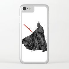 Darth Vader Star . Wars Clear iPhone Case