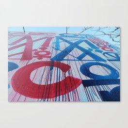 RETNA Canvas Print