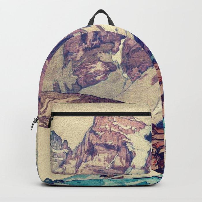 The Dimyian Breathing Backpack