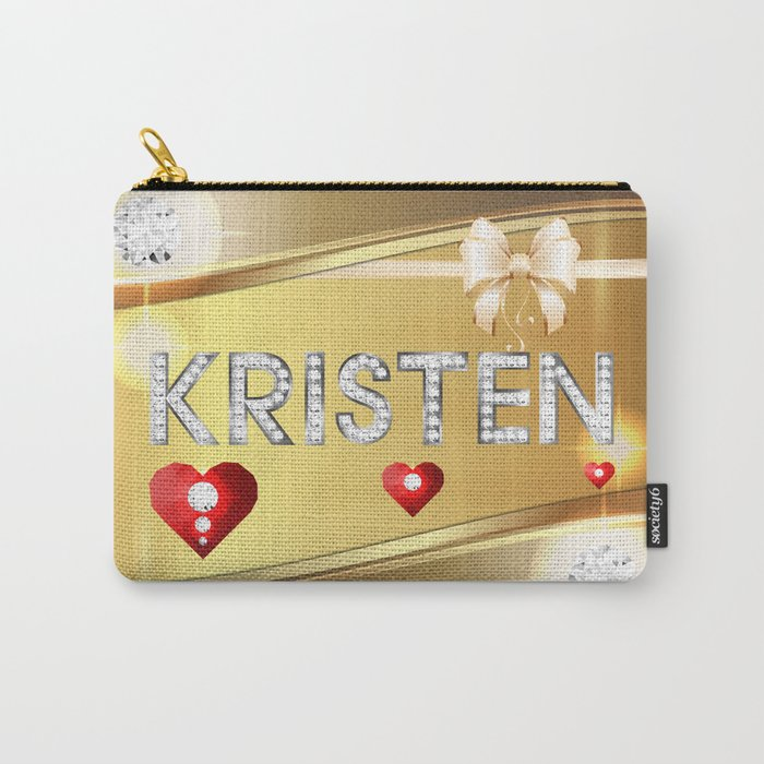 Kristen 01 Carry-All Pouch
