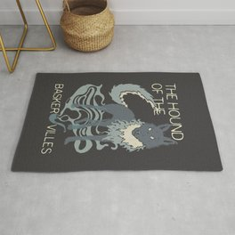 Books Collection: Sherlock Holmes Rug