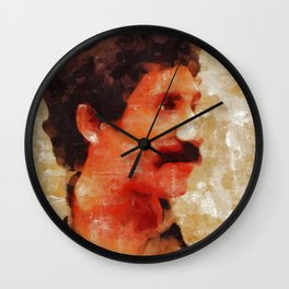 Jim Croce, Music Legend Wall Clock