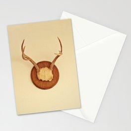 Warm Antler Stationery Cards