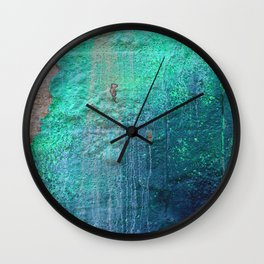 Green Entropy I Wall Clock