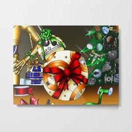 Christmas Artwork #15 (2017) Metal Print