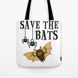 Bat Conservation Halloween Apparel for Bat Lovers Light Tote Bag