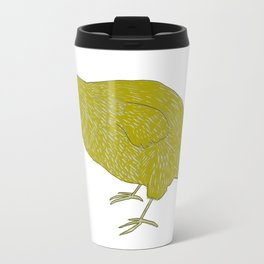 Kakapo Says Hello! Travel Mug