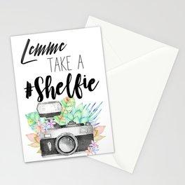 Lemme Take a #Shelfie Stationery Cards