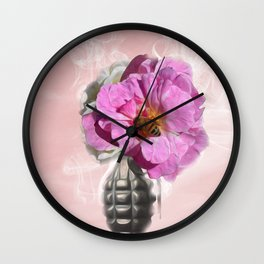 Lovebomb Wall Clock
