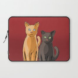 Roommate Cats Laptop Sleeve