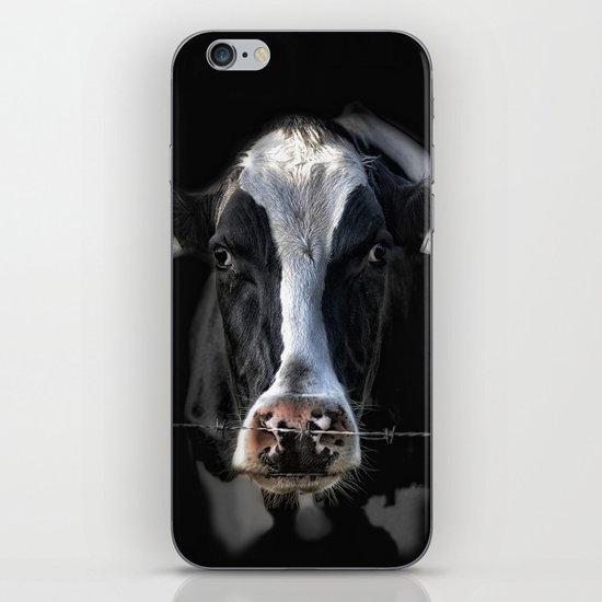 sad Lisa iPhone & iPod Skin