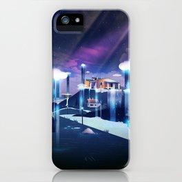 Rain Dance iPhone Case