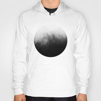 wallpaper Hoodies featuring Abstract IV by morenina