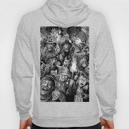 Frankenstein Villagers Hoody
