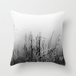 Echoes Of Reeds 2 Throw Pillow