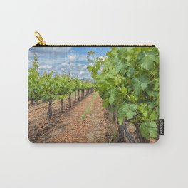 Grapevines in Spring Carry-All Pouch