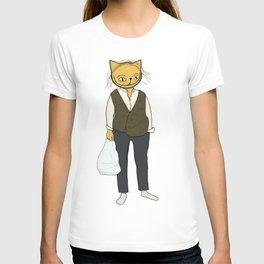 JEFFERY THE CAT T-shirt