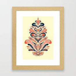 Dalarna Framed Art Print