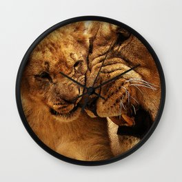 My Kind Of Love Wall Clock
