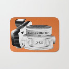 Carburetor Bath Mat