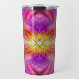 Happy Twirl Travel Mug