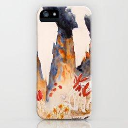 Deep Sea Vent iPhone Case