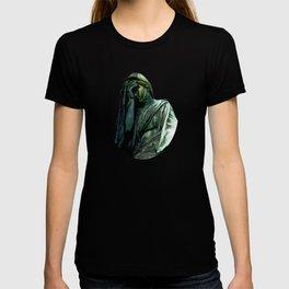 Statue #4 T-shirt